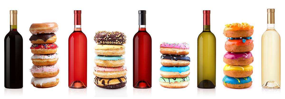 Wine & Donut Pairing