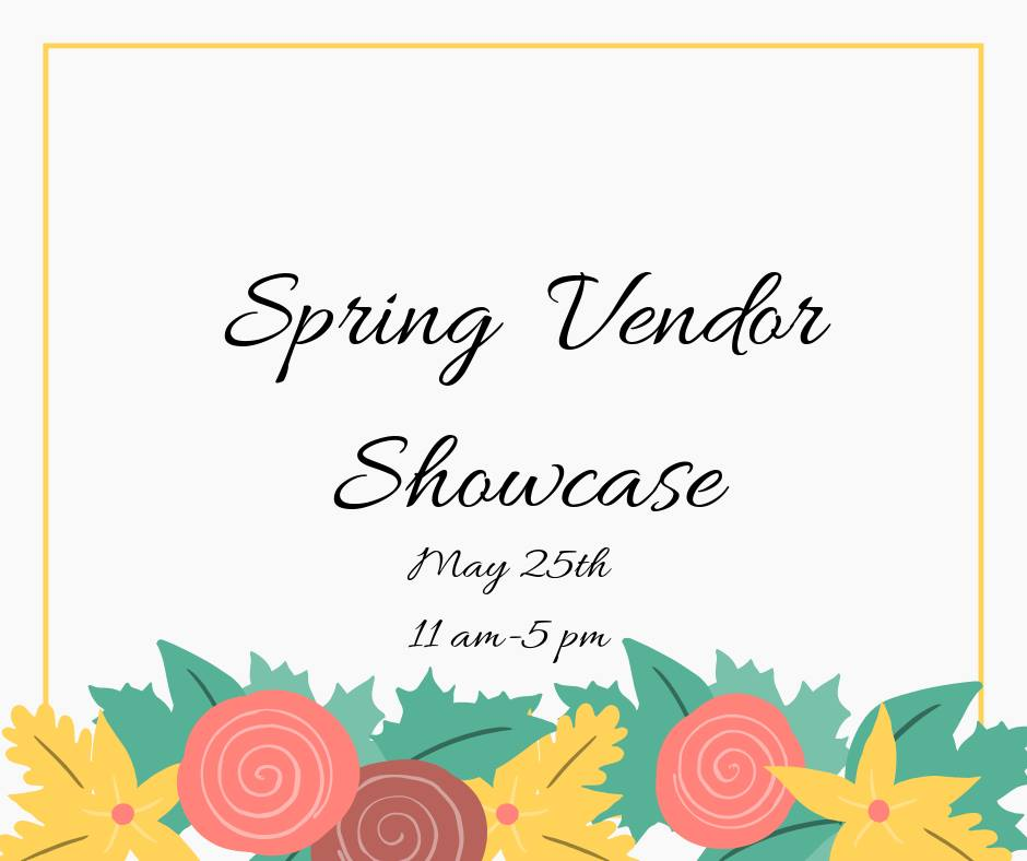 WHV Spring Vendor Showcase