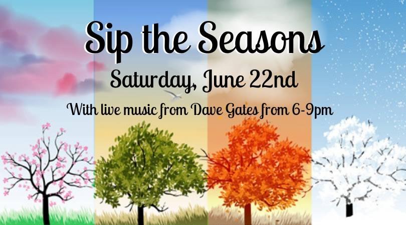 Sip the Seasons Festival