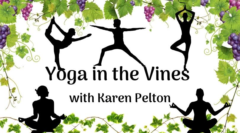 Yoga in the Vines 2019
