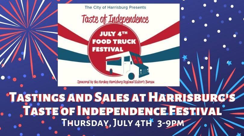 Taste of Independence Festival in Harrisburg