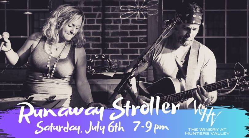 Live Music with Runaway Stroller