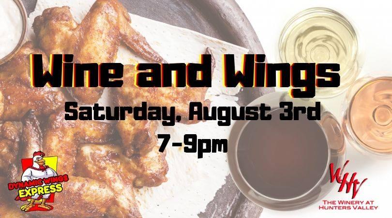 Wine & Wings