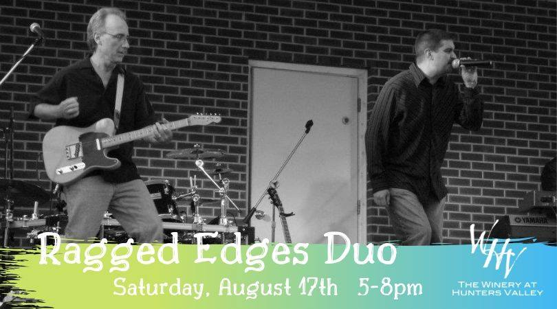 Live Music with Ragged Edges Duo