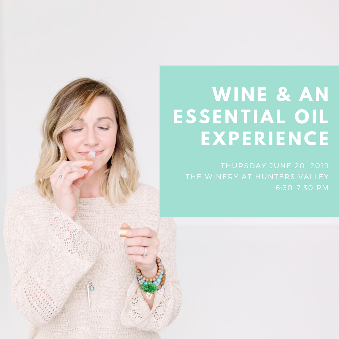 I am fabulous! – Essential Oils Class with Brooke McClure