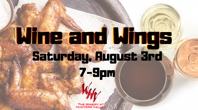 Wine & Wings- SOLD OUT!