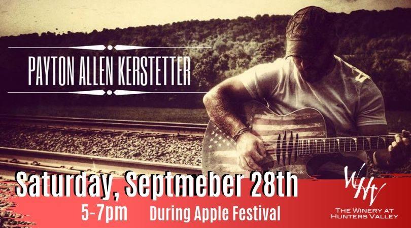 Live Music w/ Payton Allen Kerstetter