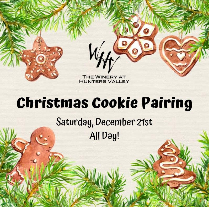 Christmas Cookie Pairing
