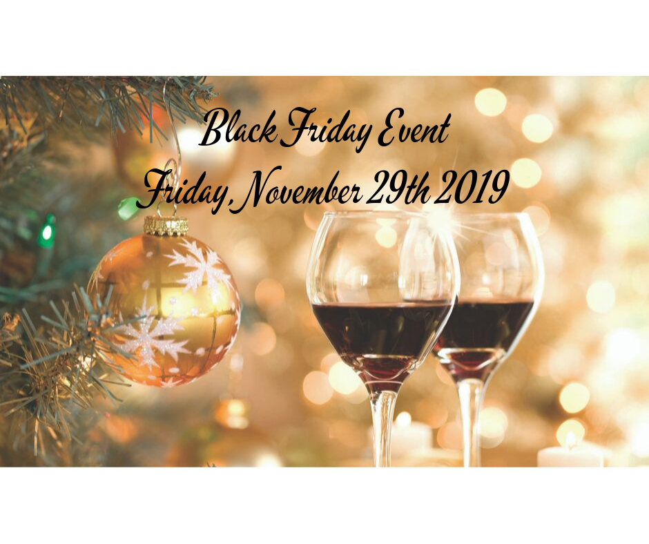 Black Friday @ WHV!