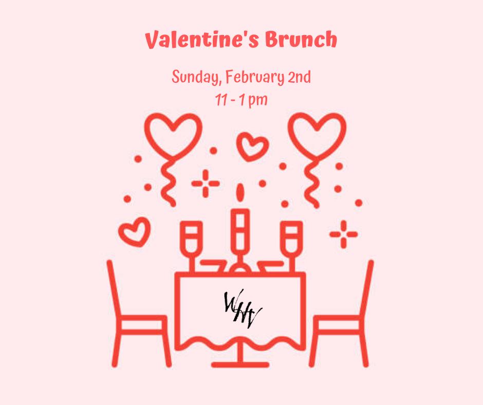 Valentines Brunch