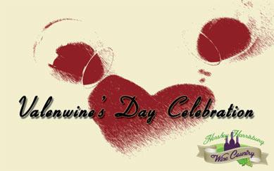 ValenWINE's Wine Trail-Presented by Hershey/Harrisburg Wine Country