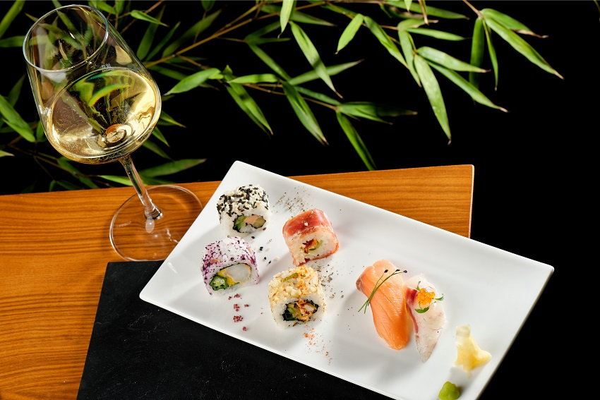 Sushi & Wine Night-SOLD OUT!