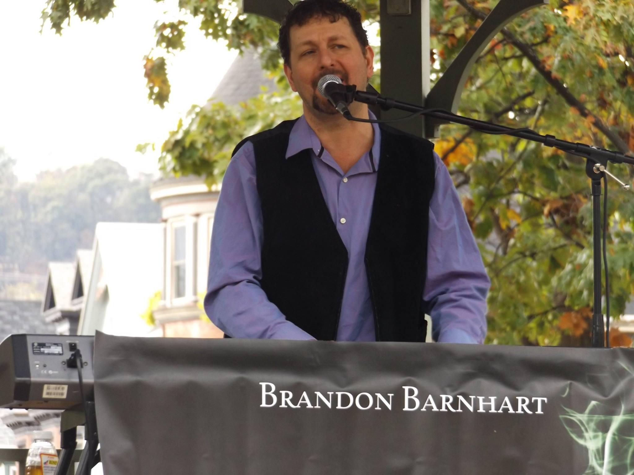 Live music with Brandon Barnhart