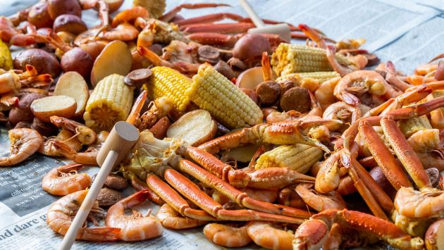 WHV Shrimp & Crab Boil-SOLD OUT!